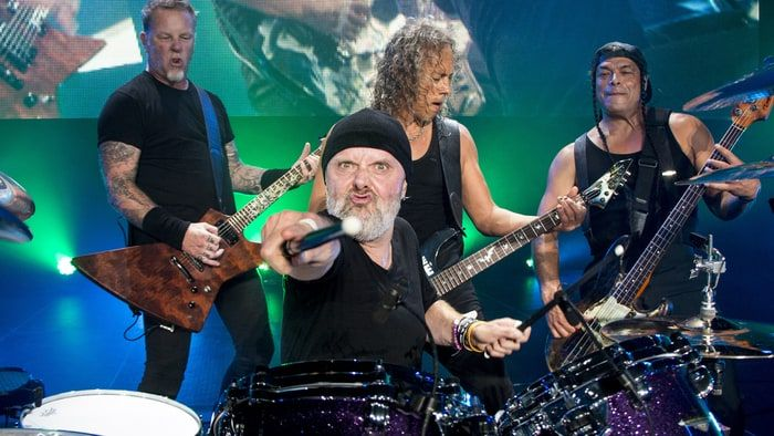 Lars Ulrich Talks New Metallica Album: 'It's Quite a Beating'