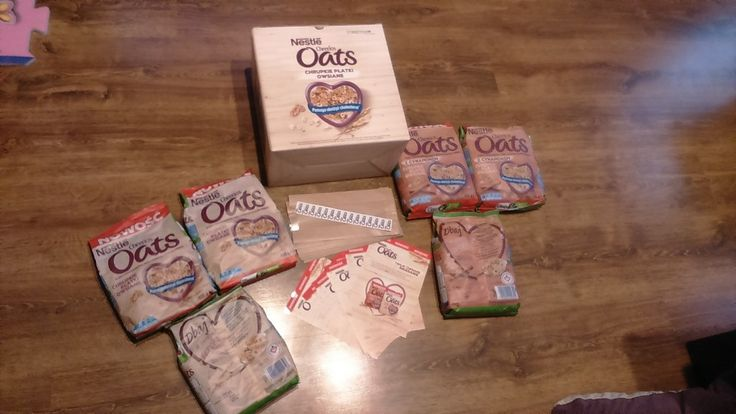 Nestlé CHEERIOS OATS - Chrupkie płatki owsiane