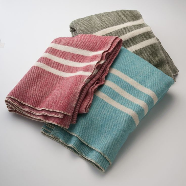 Camp Wool Blanket | Schoolhouse Electric & Supply Co.