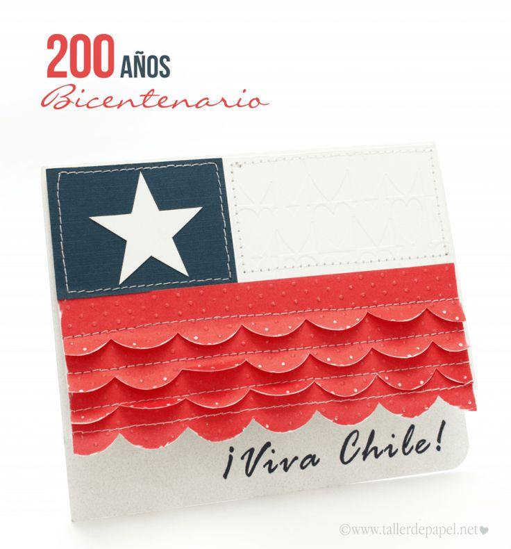 ¡ Feliz 18 de Septiembre, Feliz Bicentenario ! ¡ Viva Chile ! Así es mi Chile, una tierra hermosa, con gente linda y trabajadora.Una tierra que a veces pone pruebas al espíritu humano. Cada cierto tiempo debemos estar atentos al minuto que lo cambia todo. En el año del bicentenario de Chile como nación independiente, …