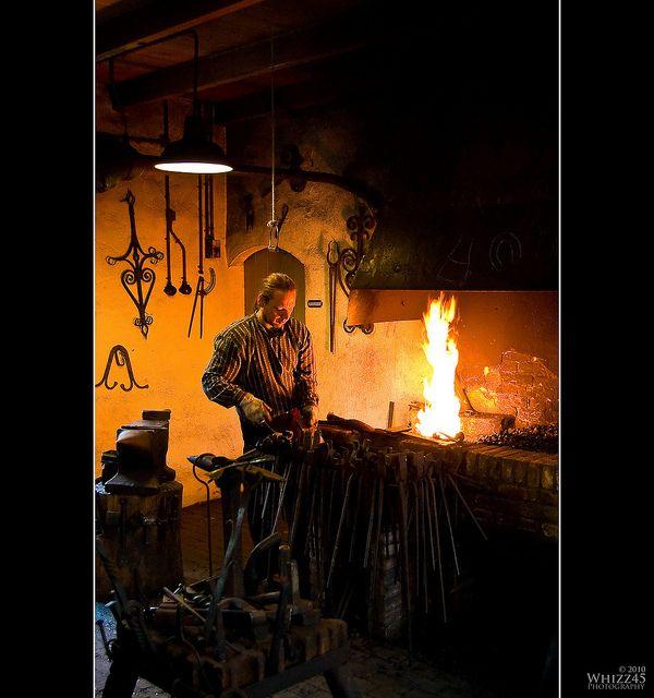 Blacksmith by Whizz45, via Flickr