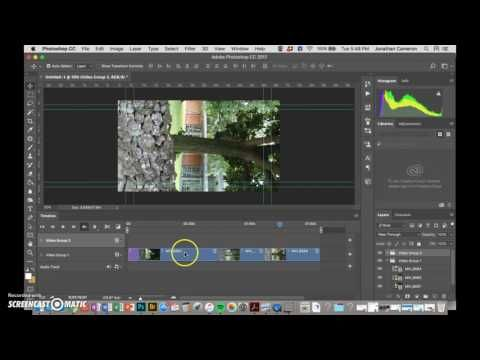 PSHOP MOTIONS - Sequences Technique - YouTube