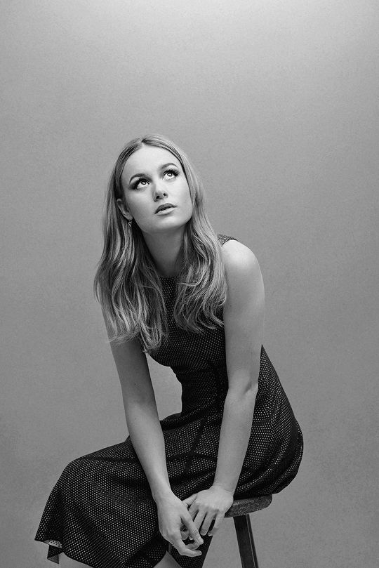 Brie Larson is one incredible actor. Just watched her performance in Room and was completely blown away!