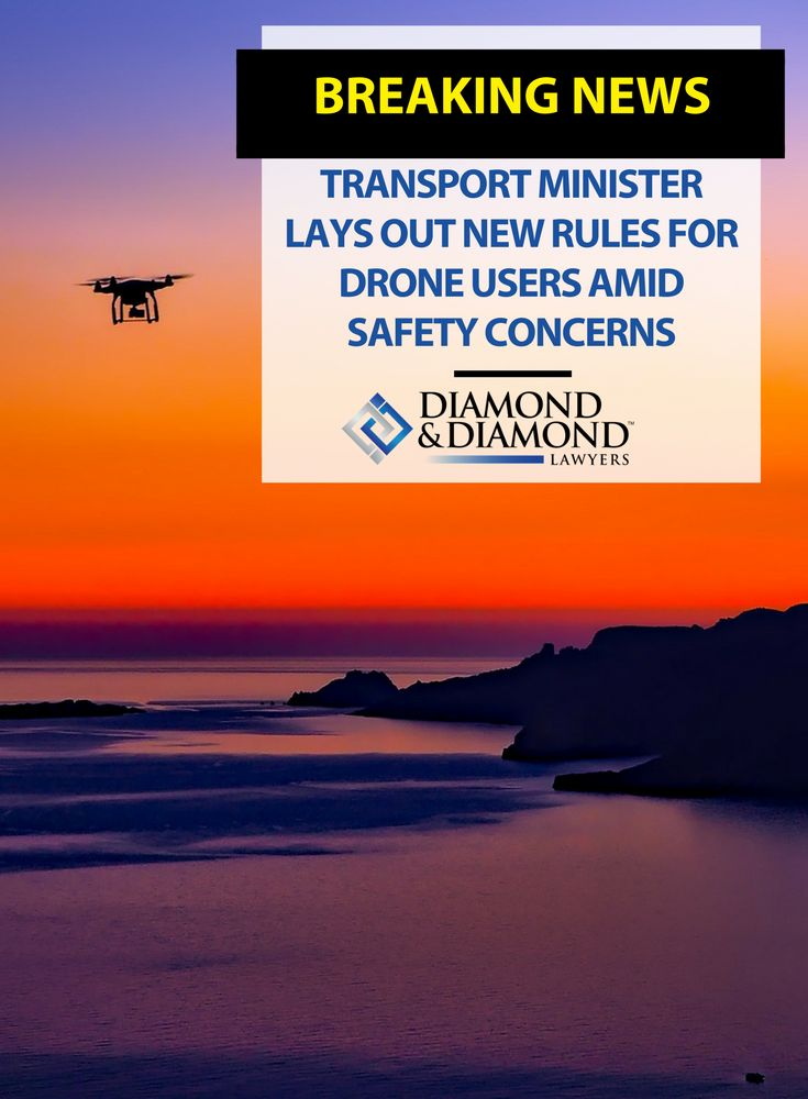 """There have been many safety concerns with drones since they became popular for recreational use. Now stricter rules are being put in place in Canada to tackle those concerns. Marc Garneau, the Minister of Transport, said that the current regulations for recreational drone operators haven't done enough to curb """"very worrying incidents"""" of near-collisions between drones and aircrafts across Canada. Read more by clicking through here."""