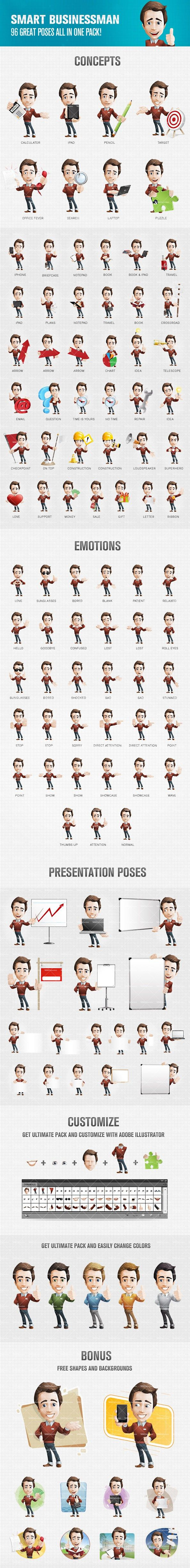 Cartoonsmart Character Design : Best business characters images on pinterest