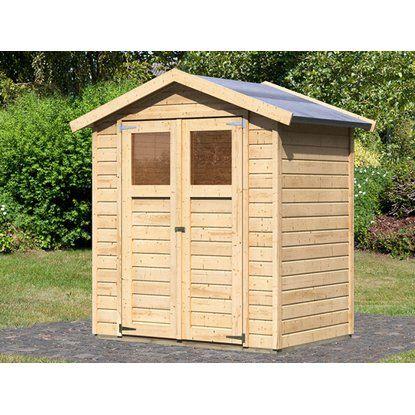 obi carport trendy cubus eck natur im obi onlineshop. Black Bedroom Furniture Sets. Home Design Ideas