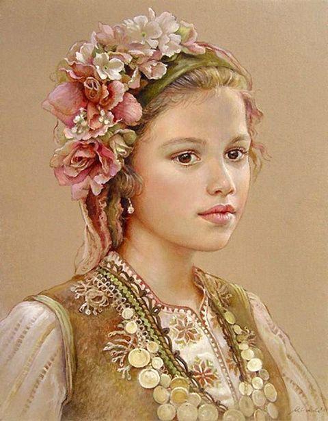 Maria Ilieva (1973, Bulgarian)