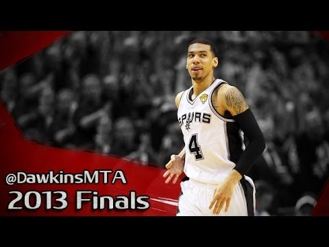 Danny Green ALL 27 Three-Pointers in 2013 Finals, AMAZING NBA RECORD!