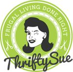 Frugal Living Done Right - ThriftySue Money Saving Tips for Canada