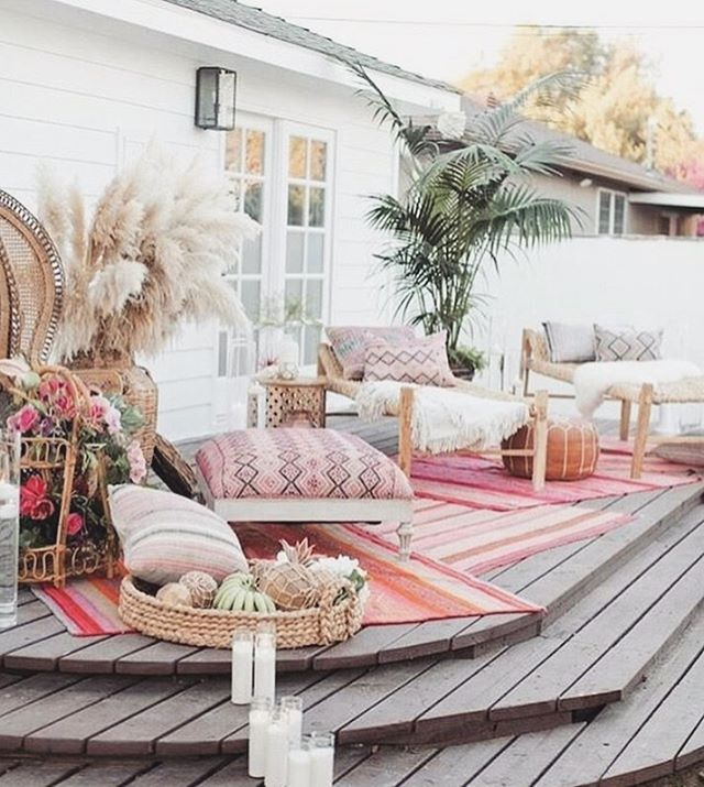 """264 Likes, 8 Comments - BUY NOW, PAY LATER ⚡️ (@bohobuys) on Instagram: """"Outdoor settings are my fave """""""