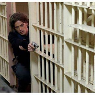 Dr. Spencer Reid on Criminal Minds Season 11, last episode