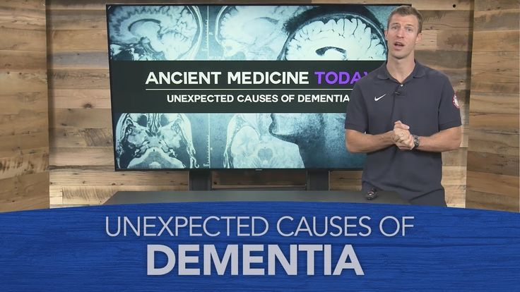 Unexpected Causes Of Dementia - YouTube