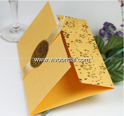Vivo Bridal - Invitation Card IC-0019