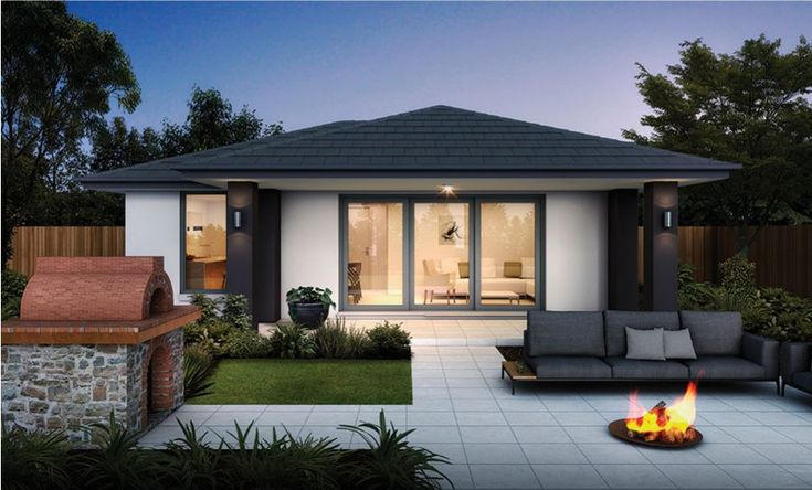 Granny Flat 60m2 || 1 bedroom || Clarendon Homes
