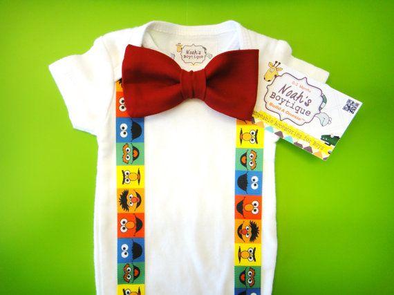 Sesame Street Birthday Shirt Baby Boy  Sesame by NoahsBoytiques, $16.00