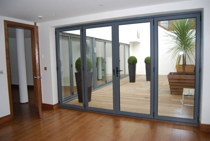 Liked By Www.4seaononline.co.uk   Suppliers Of Bespoke Aluminium Bifold Door