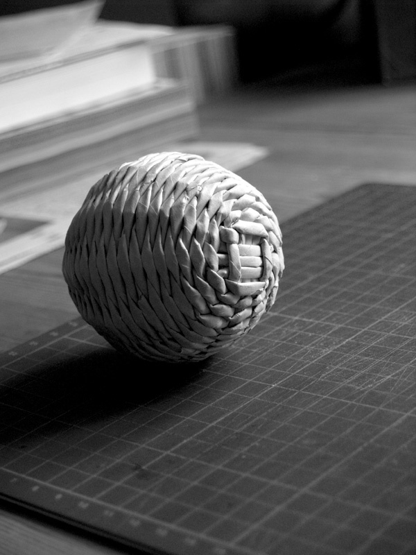 paper ball * BluReco