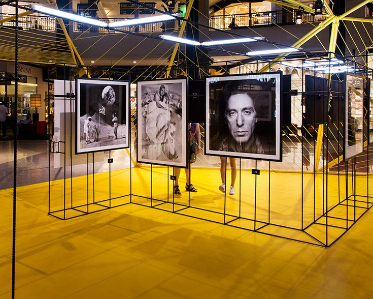 portuguese studio OTTOTTO has built prismatic pavilion in lisbon to house a collection of works by english photographer terry o'neill.
