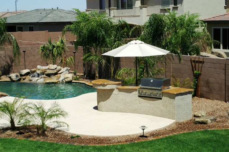 17 best images about pool on pinterest soaking tubs for Dream backyard designs