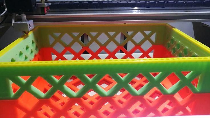 MINGDA large 3d printer kit MD-6L good price 3d printer printing colorfu...