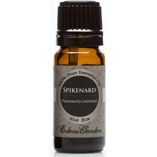 Spikenard - Base Note Common Uses: Spikenard benefits the nervous system by treating insomnia, migraines and relieving stress and tension. Aromatherapists also use Spikenard to treat rashes, cuts, acne and wrinkles. Blends Well With: Lavender, Patchouli, Pine, Vetiver and