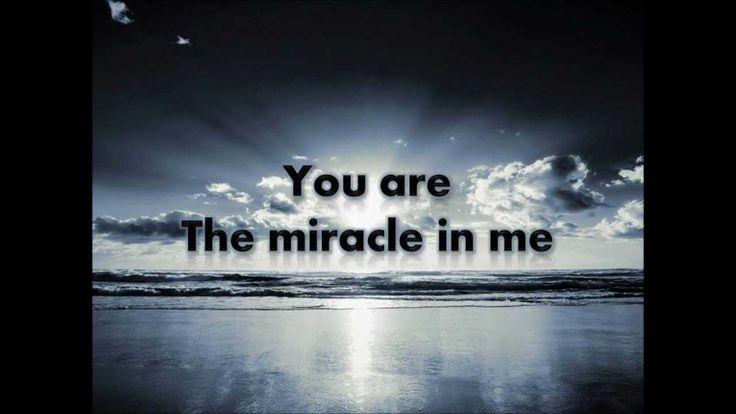 Sweet miracle lyrics