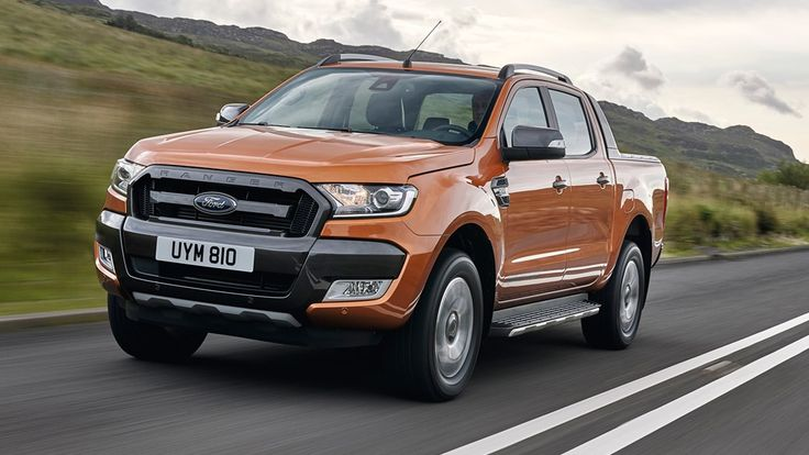 Ford Ranger Wildtrack (2016) review