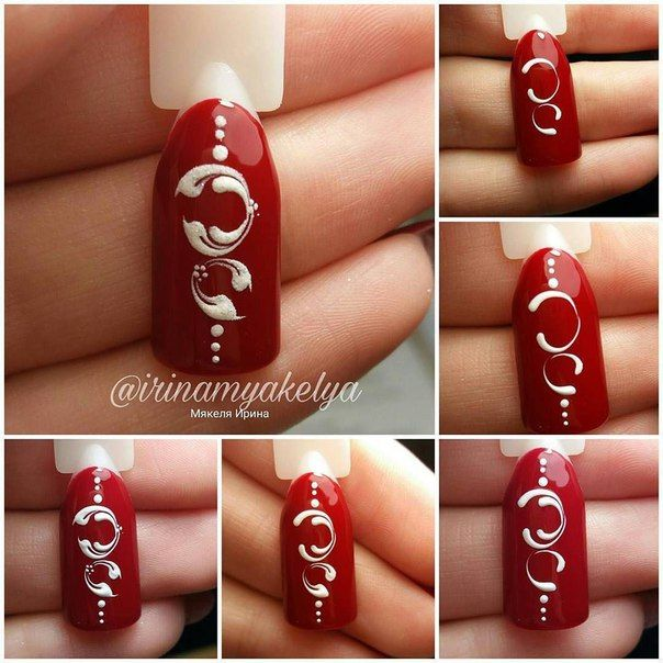 95 best nails art step by step images on pinterest nail arts simple nails simple nail arts easy nail art nail art tutorials nails design designs nail art mng tay sugar nails nail pictures prinsesfo Images