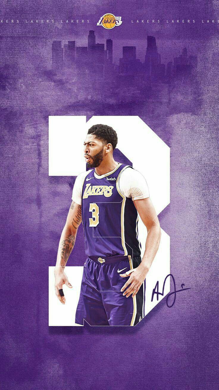 Anthony Davis 3 Lakercrew Nba Lebron James Nba Pictures Lebron James Lakers