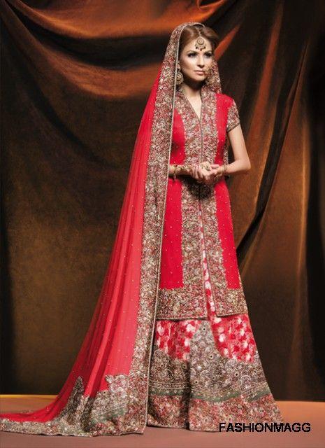 Asian Bridal Dresses Fashion