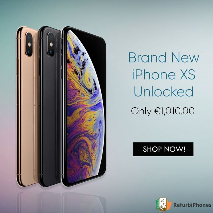Shop Brand New iPhone XS UnlockedOnly 1010.00NEXT DAY ...