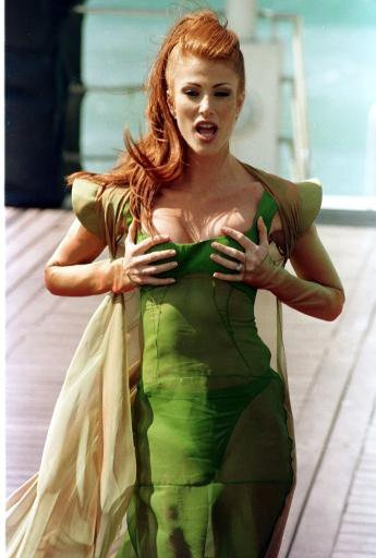 Angie Everhart @ Cannes Festival