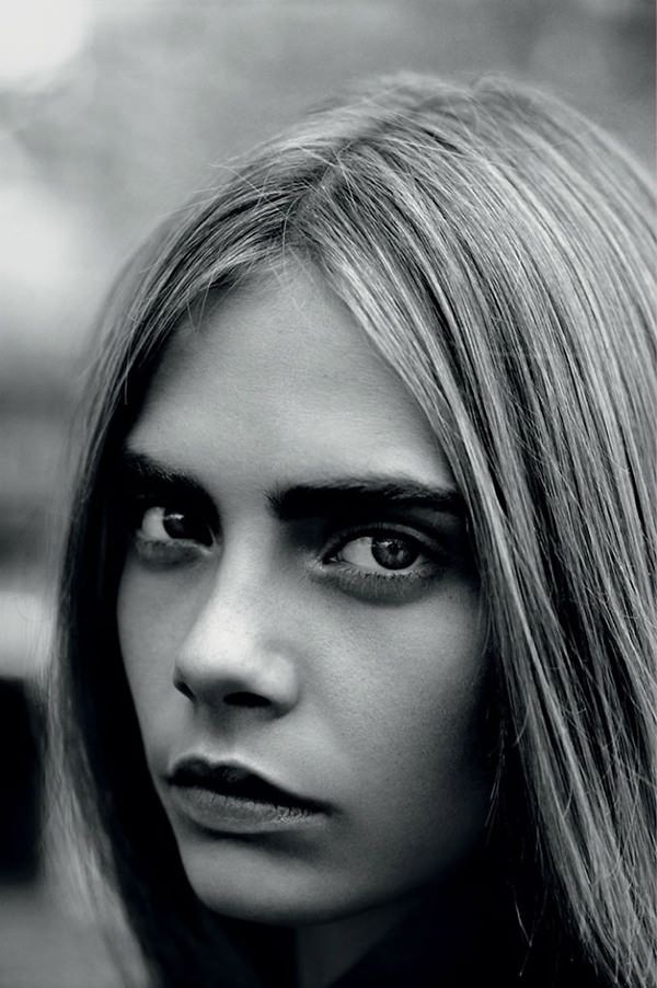 Cara Delevigne for Industrie Magazine no.6 photographed by Alasdair McLellan