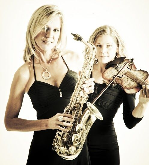 Intrique, Johannesburg, South Africa A dynamic saxophone & violin female duo covering Jazz, Classical and Funk.  Intrique's vast music repertoire covers anything from jazzy, laid back, contemporaryinstrumentals, to latin and funky up-beat numbers. As trained classical musicians, they can perform technically challenging show numbers. Intrique fit in perfectly at a cocktail event, work beautifully as background music during dinner, can play at the chapel during your wedding service or if you…