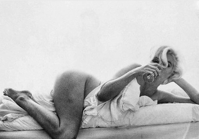 Marilyn Monroe from The Last Sitting,1962. #marilynmonroe #history #photography #hot #thelastsitting #1962