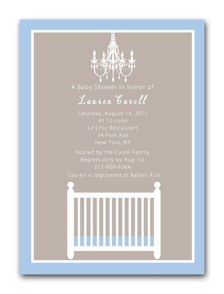 elegant baby boy shower invitations baby shower pinterest baby