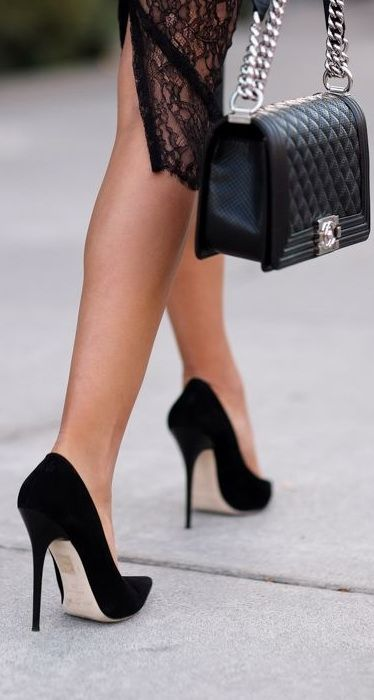 Jimmy Choo #Anouk pumps For latest womens bags visit us @ http://womensbags.zoeslifestylefashion.com/