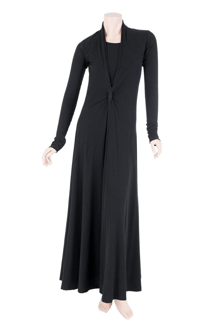 Aab UK's know knots abaya
