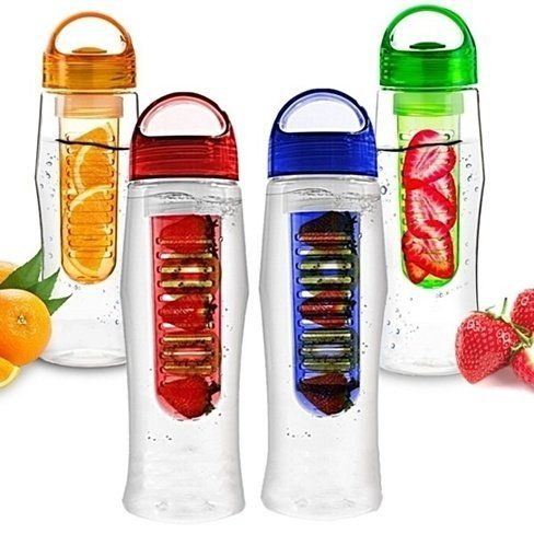 Fruit Water Bottles Fuzer Infuser Juice Sports Health Water Cup 700ML  GRAB THIS 86% OFF DEAL BEFORE IT IS GONE!!!
