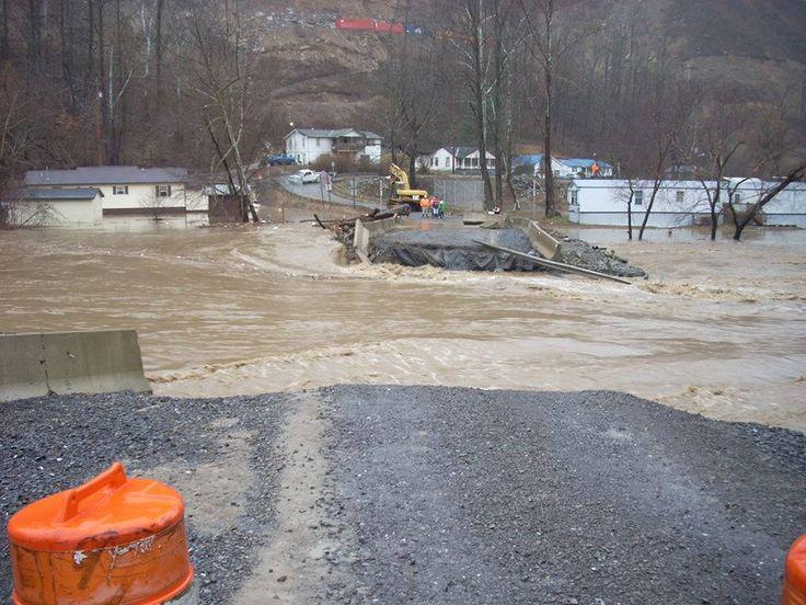 West Virginia Flooding Kills At Least Twenty People