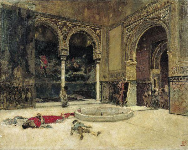 Galería Pintores Españoles :: FORTUNY (Mariano José María Bernardo Fortuny Y Garbo Marsal)