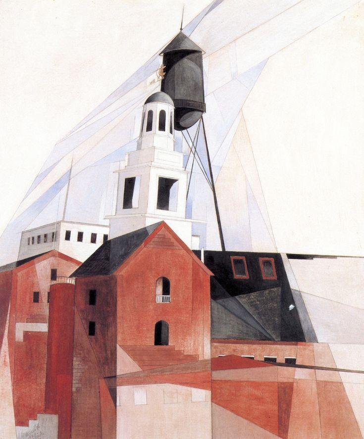 Lancaster - Charles Demuth