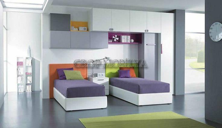 #cropgencodasi #mobilya #dekorasyon  Crop Genç Odası Takımları - Genç Odası Modelleri  http://www.cropgencodasi.com/