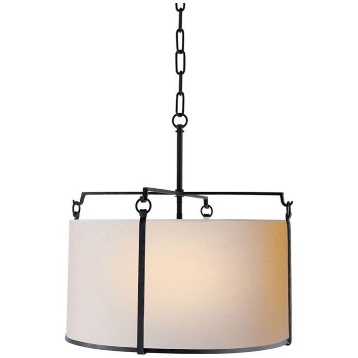 Visual Comfort Lighting Studio Aspen 4 Light Hanging Shade