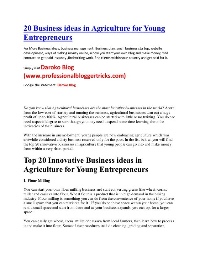 The 25+ best Agriculture business plan ideas on Pinterest Farm - making contracts more profitable