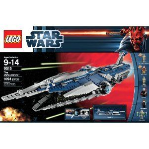 LEGO Star Wars The Malevolence. Super cool huge lego set !