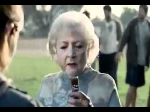 Betty White snickers commercial - YouTube, These snickers ads are really entertaining, love them.