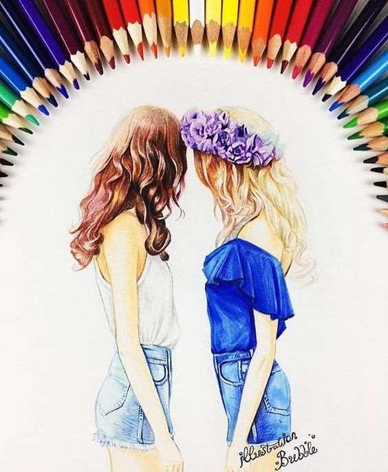 Illustrazioni Sull Amicizia Le Immagini Più Belle Di Questo