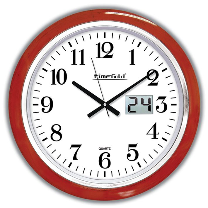Dijital Dekoratif Duvar Saatleri Modeli  Ürün Bilgisi ;  Ürün maddesi : Plastik çerceve, Gerçek cam Ebat : 46 cm  Mekanizması (motoru) : Akar saniye, saat sessiz çalışır Dijital Dekoratif Duvar Saatleri Modeli Saat motoru 5 yıl garantilidir Yerli üretimdir Sağlam ve uzun ömürlü kullanabilirsiniz Kalem pil ile çalışmaktadır Gördüğünüz ürün orjinal paketinde gönderilmektedir. Sevdiklerinize hediye olarak gönderebilirsiniz