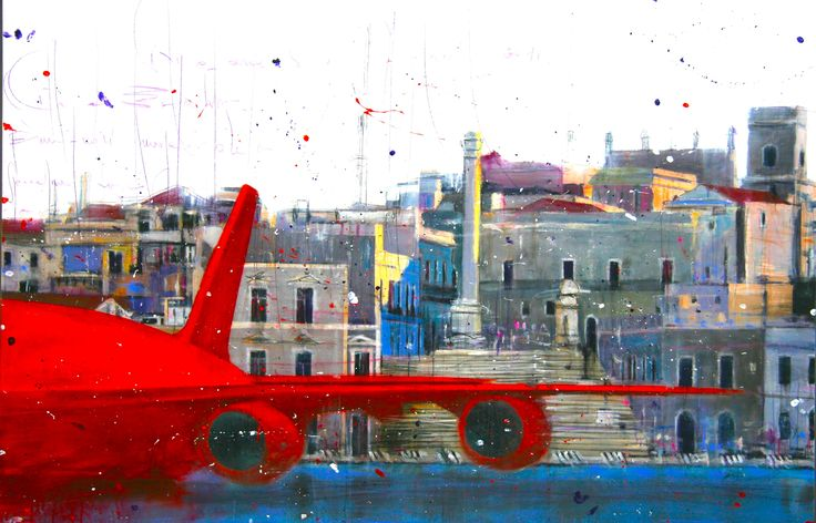 Angelo Accardi 70x100, serigraphies, available on www.vernicearte.it